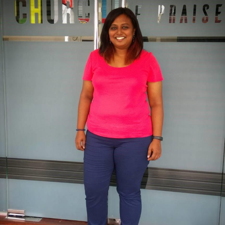 Ms. Rachel Shanti Kathiripillai