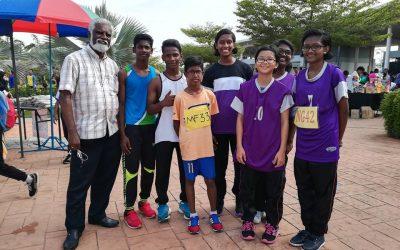 Children's Cross Country Run